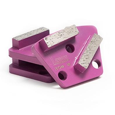 Linolit 30-40 2 сегмента твердый бетон