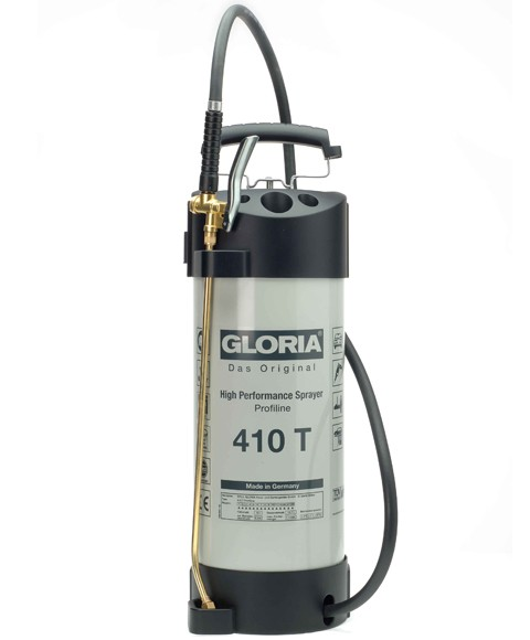 Профессиональный стальной распылитель GLORIA 410 T Profilin
