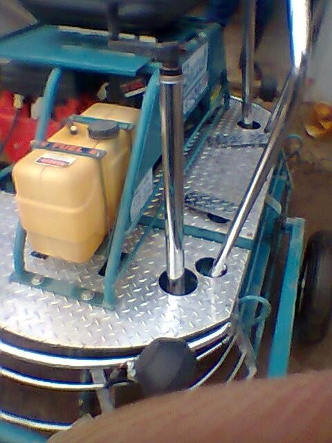 Затирочная машина Bartell TS 78 (б\у)