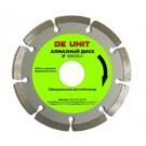 Диск алмазный по бетону De Unit D=350/25,4 мм